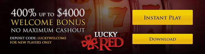 bonus online casino lucky red