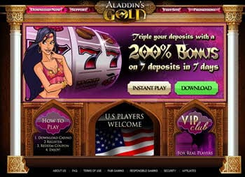aladdin s gold casinos