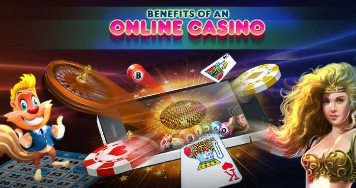 casino on line business