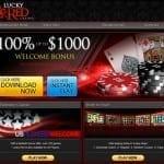 Lucky red casino blackjack bonus