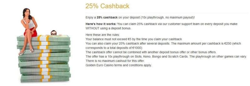 goldeneuro-cashback