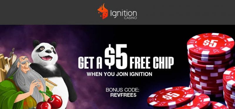 Ignition Bonus Codes About Ignition Casino