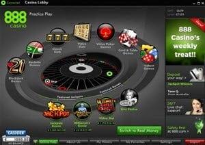888casino lobby