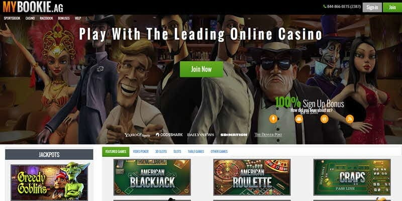 2016 bonus mybookie casino