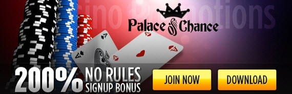 palace of change casino bonus codes