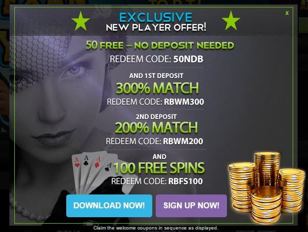 raging bull casino no deposit coupon codes