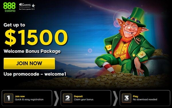 Casino888 Rainbow Riches Bonus