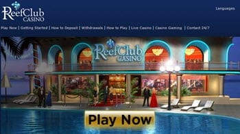 Reef Club Casino Bonuses
