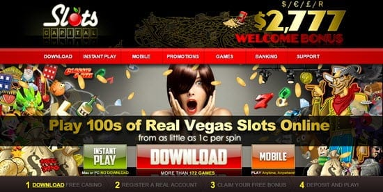Slots Capital Bonus Codes