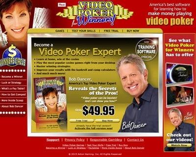 video poker expert