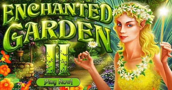 enchanted garden II slotastioc bonus exclusive