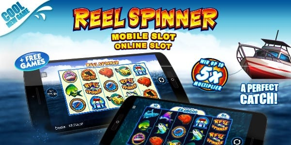 Reef Spinner New Slots available on Euro Palace Casino Online