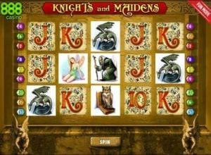 knights-and-maidens