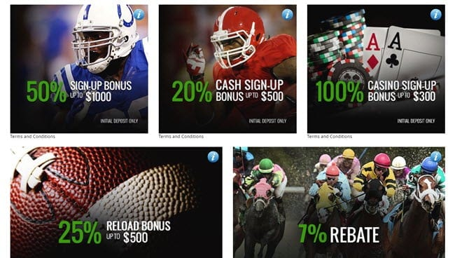 mybookie casino sportsbook new bonus