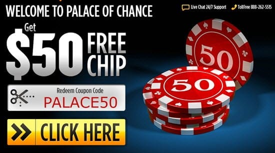 palace of chance no deposit bonus