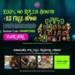 slots of vegas no rules bonus