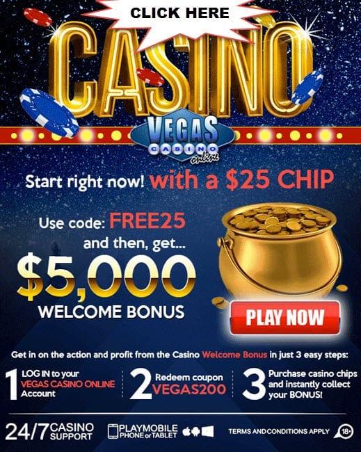Vegascasino online