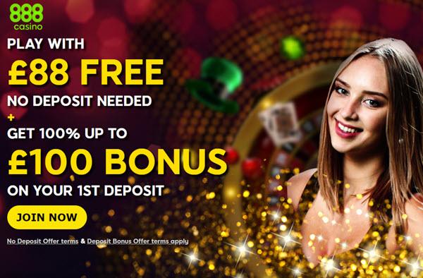 888 mobile casino no deposit bonus silver reef hotel & casino