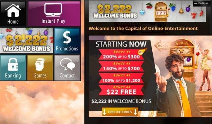 Lucky Club Casino Bonus