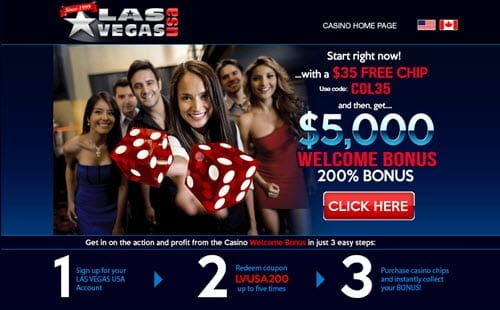 las vegas usa casino bonus exclusive