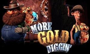 more gold diggin' slot review