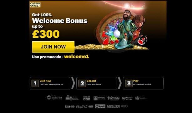 On Net Casino