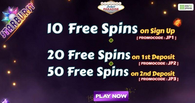 FreeSpins Jackpot Paradise