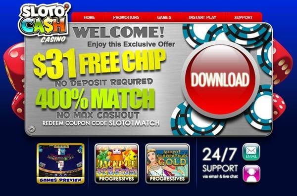 Casino Bonus Codes May 2020