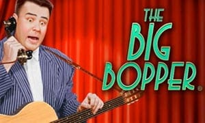 the big bopper slot logo