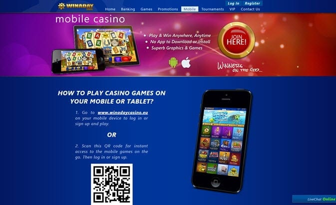 mobile online casino on line casino