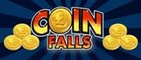 coin falls casino logo