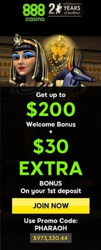 888 online bonus