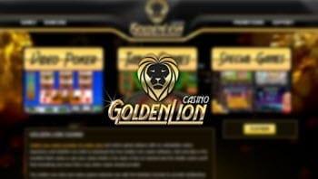 GoldenLion Casino Review