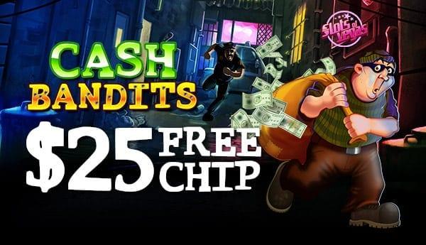 bonus cash bandits slot