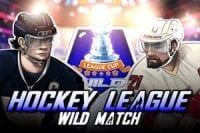 Hockey League Wild Match slot bonus