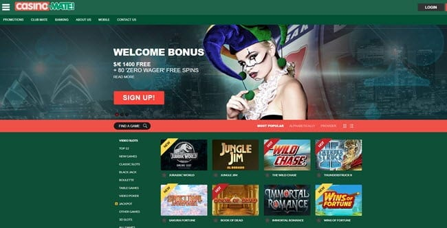 casino com no deposit bonus codes 2019