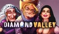 diamond valley slot logo