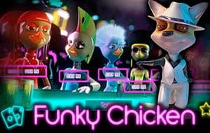 funky chicken online casino slot
