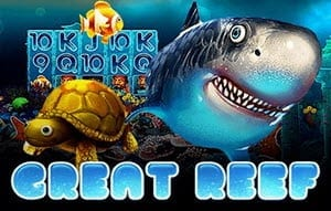 great reef online slot