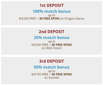 casino royal vegas bonus