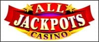 casino all jackpots logo review