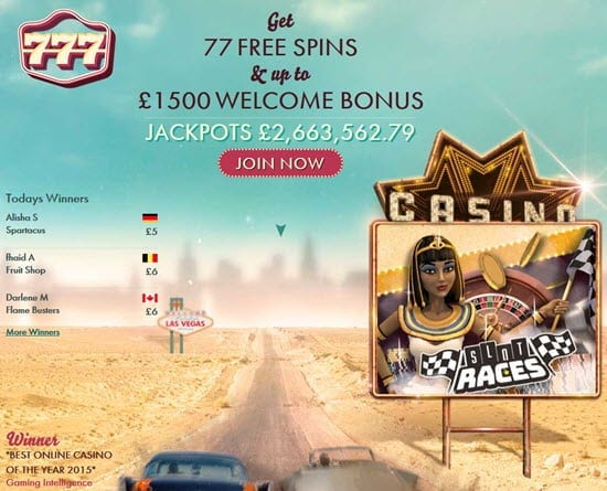best uk casino no deposit bonus