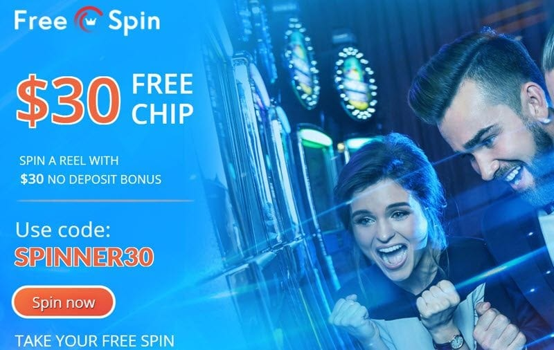 30 free chip