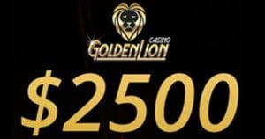 Golden Lion Casino 2500