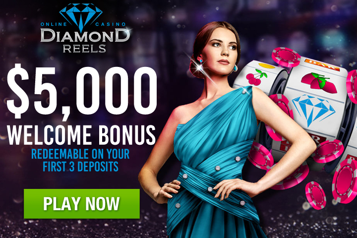 Diamond Reels Casino No Deposit Bonus Code 100 Free Spins