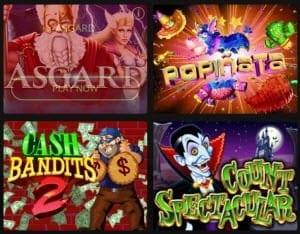 Cherry Gold Casino Games