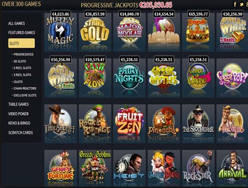 Vegas Crest Slots