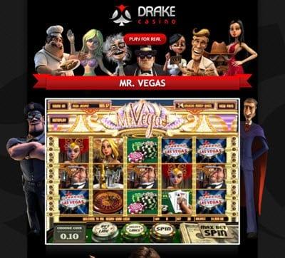 Drake Casino Slot