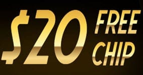 Golden Lion Casino 20 FREE
