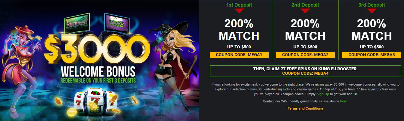 Mega 7s Casino No Deposit Bonus Codes 60 Free Spins